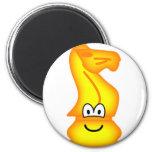 Knight Chess emoticon  fridge_magents_magnet