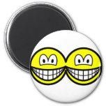 Siamese smile   fridge_magents_magnet