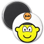 Piggy bank buddy icon   fridge_magents_magnet