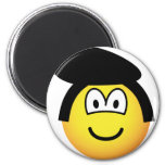 Elvis emoticon   fridge_magents_magnet