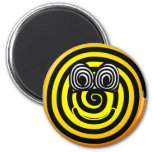 Spiral emoticon   fridge_magents_magnet
