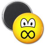 Infinite emoticon   fridge_magents_magnet
