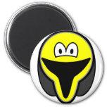 Scream smile   fridge_magents_magnet