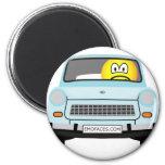 Trabant emoticon   fridge_magents_magnet