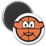 Basketball buddy icon   fridge_magents_magnet