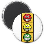 Traffic light smile   fridge_magents_magnet