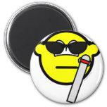 Men In Black buddy icon   fridge_magents_magnet