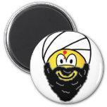 Dead Bin Laden emoticon   fridge_magents_magnet
