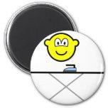 Ironing buddy icon   fridge_magents_magnet