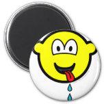 Drooling buddy icon   fridge_magents_magnet