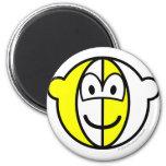 Beachball buddy icon   fridge_magents_magnet