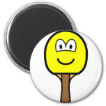 Table tennis bat buddy icon   fridge_magents_magnet
