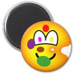 Painters palette emoticon   fridge_magents_magnet
