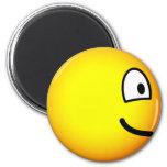 En profile emoticon Left  fridge_magents_magnet