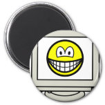 Computer screen smile   fridge_magents_magnet