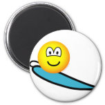 Surfing emoticon   fridge_magents_magnet