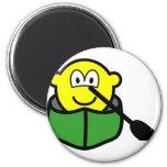 Canadian canoe buddy icon   fridge_magents_magnet