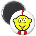Chicken buddy icon   fridge_magents_magnet