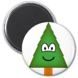 Conifer emoticon   fridge_magents_magnet