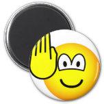 Halt emoticon   fridge_magents_magnet