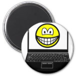 Laptop smile   fridge_magents_magnet