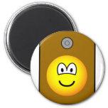 Loudspeaker emoticon   fridge_magents_magnet