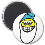 Doc smile Seven Dwarves  fridge_magents_magnet