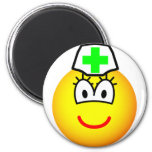 Pharmacist emoticon   fridge_magents_magnet