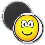Sore tooth emoticon Bandaged  fridge_magents_magnet