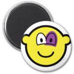 Black eyed buddy icon   fridge_magents_magnet