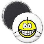 Acupuncture smile   fridge_magents_magnet