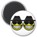 Blues Brothers smilies   fridge_magents_magnet