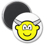 Horny buddy icon   fridge_magents_magnet