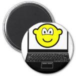 Laptop buddy icon   fridge_magents_magnet