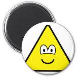 Triangle buddy icon Shape  fridge_magents_magnet