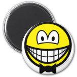 Bow tie smile   fridge_magents_magnet