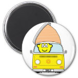 Campervan buddy icon   fridge_magents_magnet