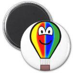 Balloon emoticon Colorful  fridge_magents_magnet