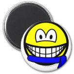 Blue belt smile   fridge_magents_magnet