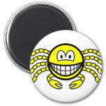 Cancer smile Zodiac sign  fridge_magents_magnet