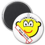 Miss buddy icon   fridge_magents_magnet