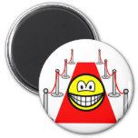 Red carpet smile   fridge_magents_magnet