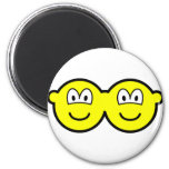 Siamese buddy icon   fridge_magents_magnet