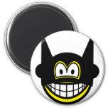 Batman smile   fridge_magents_magnet