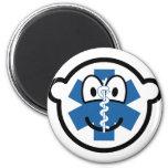 EMT buddy icon Emergency Medical Technician  fridge_magents_magnet