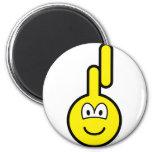 Teletubbie buddy icon Laa Laa  fridge_magents_magnet