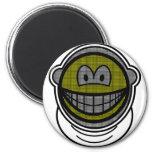 Fencing smile   fridge_magents_magnet