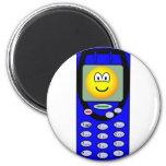 Mobile phone emoticon   fridge_magents_magnet