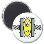 Stressed buddy icon Under pressure  fridge_magents_magnet