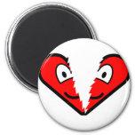Broken heart buddy icon   fridge_magents_magnet